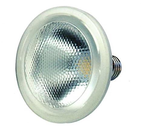 Lámpara Par 38 led 15W E-27 230V 1000Lm 3000K metalarc: Amazon.es: Iluminación