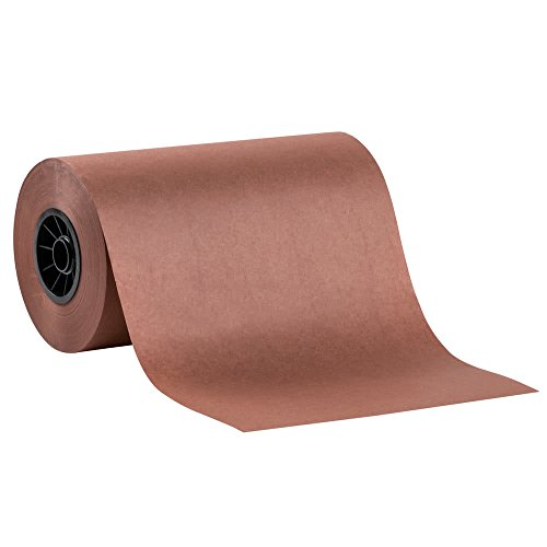 - Peach Treated Butcher Paper Roll 12'' x 700' 40# by TableTop King