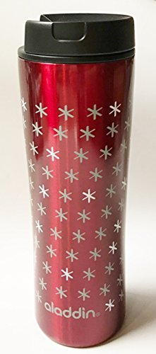 Aladdin 16 oz Double Wall Insulated Stainless Steel Travel M