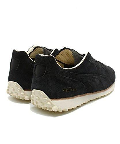 Puma Alexander Mcqueen Razzo Scarpe Da Donna Sneakers Nere 355942-01