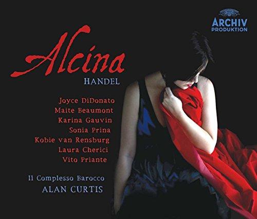 Alcina [3 CD] - Beaumont Stores