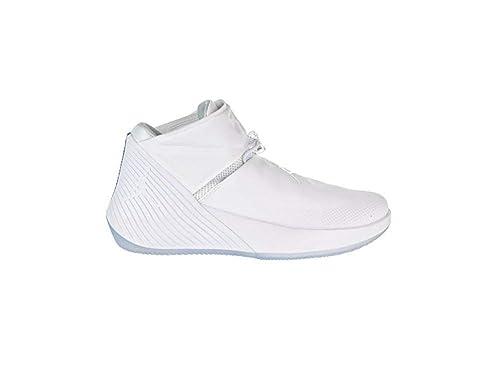 Nike Jordan - Zapatillas de Baloncesto para Hombre, White/Black ...