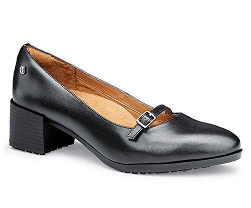 Negro 4 nbsp;37 nbsp;– nbsp;eu For Antideslizante nbsp;marla Zapatos 37 Tamaño Mujer Tripulaciones 57487 Shoes Piel Aq6Xwa