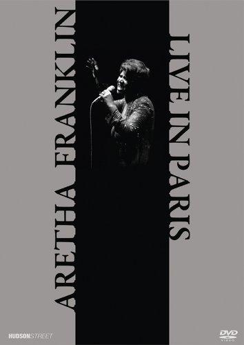 Aretha Franklin - Live in Paris (Amaray Case)