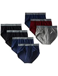 BVD Men's 7 Pack Fashion Brief
