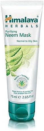 Himalaya Herbals - Mascarilla Purificante de Nim, 75 ml