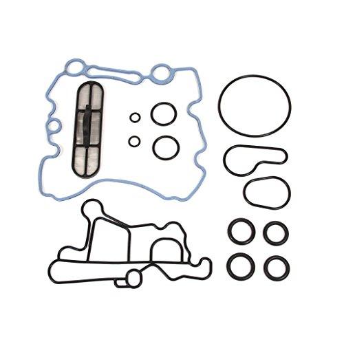 oil cooler gasket kit - 8