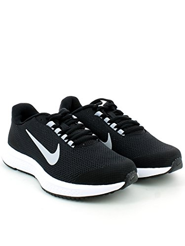 WMNS 001 Running Runallday Nike blanco Trail Black Shoes para negro lobo gris mujer q6H6d