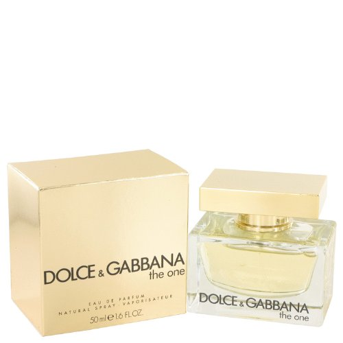 Dolce & Gabbana The One For Women. Eau De Parfum Spray 1.7-Ounce, Free Express Shipping (The L Dolce One Gabbana And)