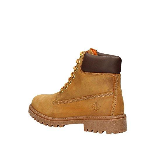 Ingrassato Uomo Sm00101 Dk Lumberjack Stivaletti Brown Yellow 014h01 qW1X8