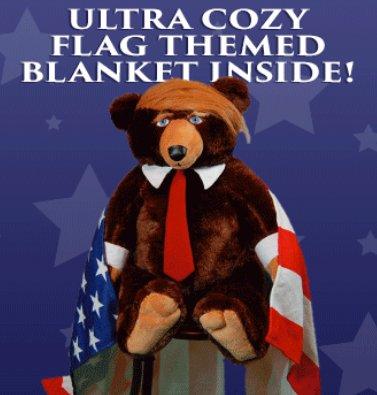 Resultado de imagen para Trumpy Bear