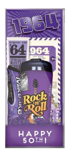 Seek Publishing 1964 Celebration Box Set - Birthday Gift Milestone Anniversary 50BOX-SEEK