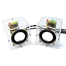 Gikfun Mini Electronic Transparent Speaker Box DIY Kit Sound Amplifier for Arduino EK1831C