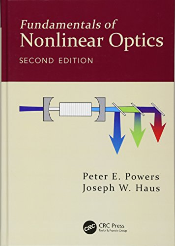 Fundamentals of Nonlinear Optics-cover