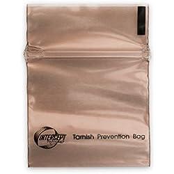 "Anti-Tarnish Zip Top Bag 2"" x 2"" (Package of 10)"