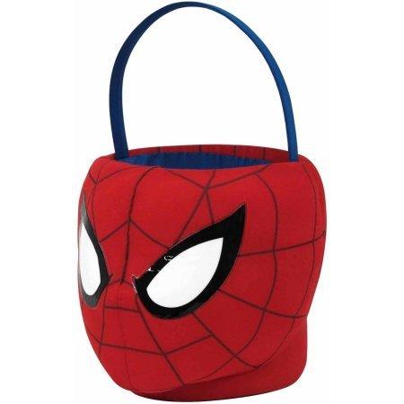 17 Inch Marvel Ultimate Spider-Man Jumbo Plush Basket