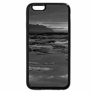 iPhone 6S Case, iPhone 6 Case (Black & White) - sunset