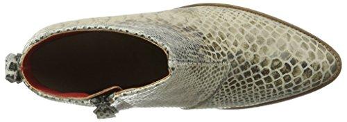 Liebeskind Berlin Lf175110 Nappa, Stivaletti Donna Beige (Desert Beige Coloured Snake)