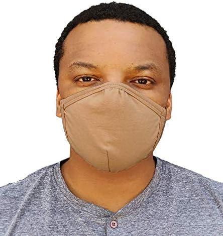 Amazon Com Designers Union Face Mouth Mask W Dual Elastic Bands