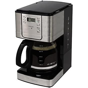Amazon Com Mr Coffee Ftx41 12 Cup Programmable