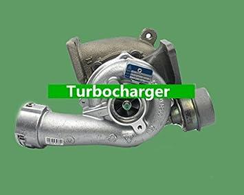 GOWE Turbocompresor para k04vtg K04 070145701E Turbo turbocompresor para Volkswagen T5 Transporter AXD 130HP 3L con juntas: Amazon.es: Coche y moto