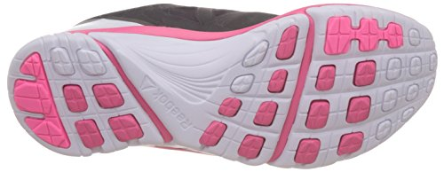 Coal Zstrike Pink Pink Black Gray Sneakers Women's Reebok White Solar Run Alloy White fq5w58P
