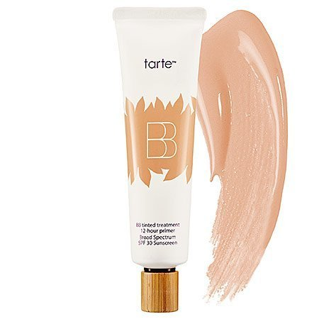 Treatment Primer - Tarte BB Tinted Treatment 12-Hour Primer Broad Spectrum SPF 30 Sunscreen Medium 1 oz by Tarte Cosmetics by Tarte