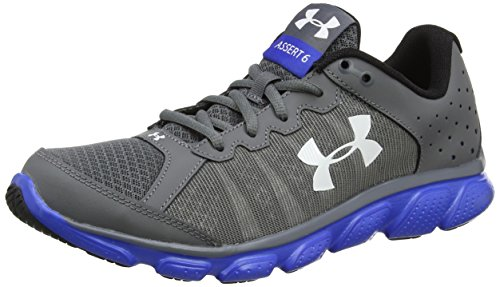 Under Armour Ua Micro G Assert 6 - Zapatillas de running Hombre Gris (Graphite 041)