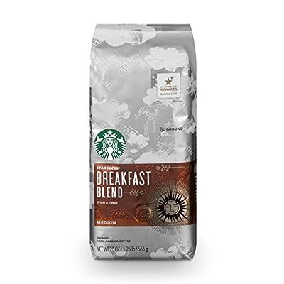 Starbucks Dark Roast Ground Coffee by Starbucks