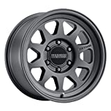 "Method Race Wheels 316 Matte Black 17x8.5 6x120, 0mm Offset 4.75"" Backspace, MR31678562500"