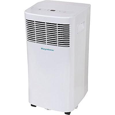 Keystone KSTAP06D 6, 000 BTU 115V Portable Air Conditioner with Remote Control