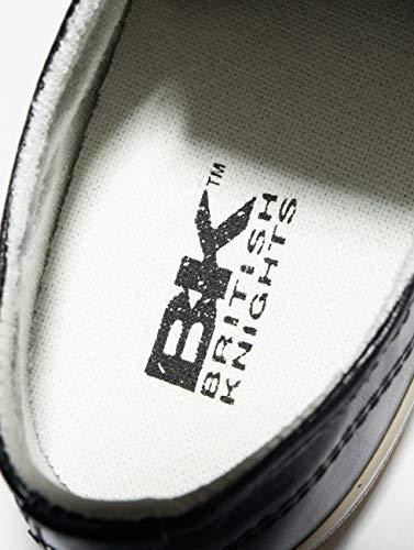 02 Nero black Scarpe Ginnastica Da Donna Chase Basse Knights British Bq6UPP