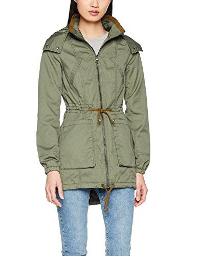 Otw Onlnew Coat kalamata Olga Noos Parka Spring Verde Donna Only wfdPUXqq