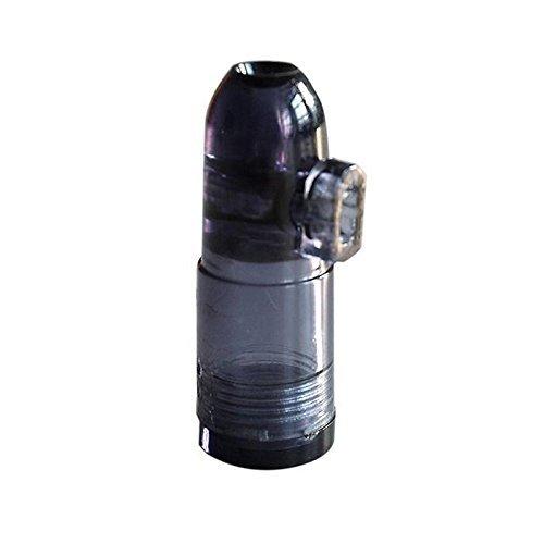 Doseuse Sniff Snuff Bottle SNIFFER Distributeur Distributeur Dispensers batcher Noir
