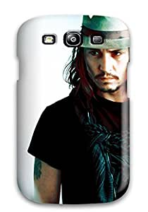 PVfGNEb5359kkGoi Johnny Depp Awesome High Quality Galaxy S3 Case Skin