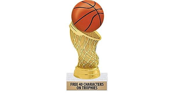 Crown Awards Trofeos de Baloncesto Trofeo de Baloncesto de 6 ...