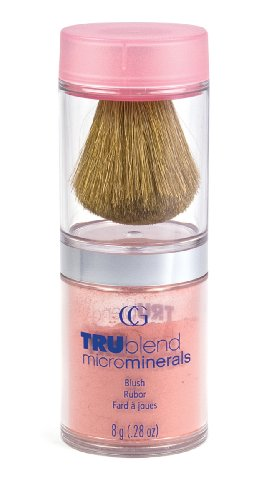 CoverGirl TruBlend Micro Minerals Blush, Natural Rose 485, 0.28-Ounce Package