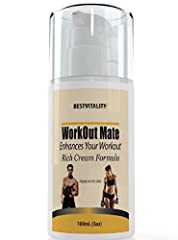 Directions: Before exercise, apply cream to arms, legs, buttocks and abdomen. Also rub into joints like knees, elbows and wrists. Will not stain clothing Description Helps to increase circulation and works to increase thermogenic activity to accelera...