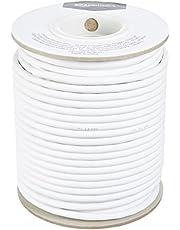 AmazonBasics, Cable para altavoz, 61 mts, Calibre 12