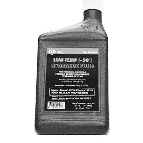 Buyers Products 1307010 Hydraulic Fluid, 1 Case(12 Qts), Replaces Meyer 15487