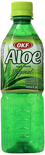 OKF Aloe Original Drink, 16.9 Ounce (10 ()