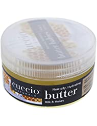 Cuccio Naturalé Butter Babies Milk & Honey - Non-Oily Hydrating Lotion for Hand, Body, Feet - Soothing/Moisturizing - Paraben & Cruelty Free, w/Natural Ingredients & Plant Based Preservatives - 1.5 oz