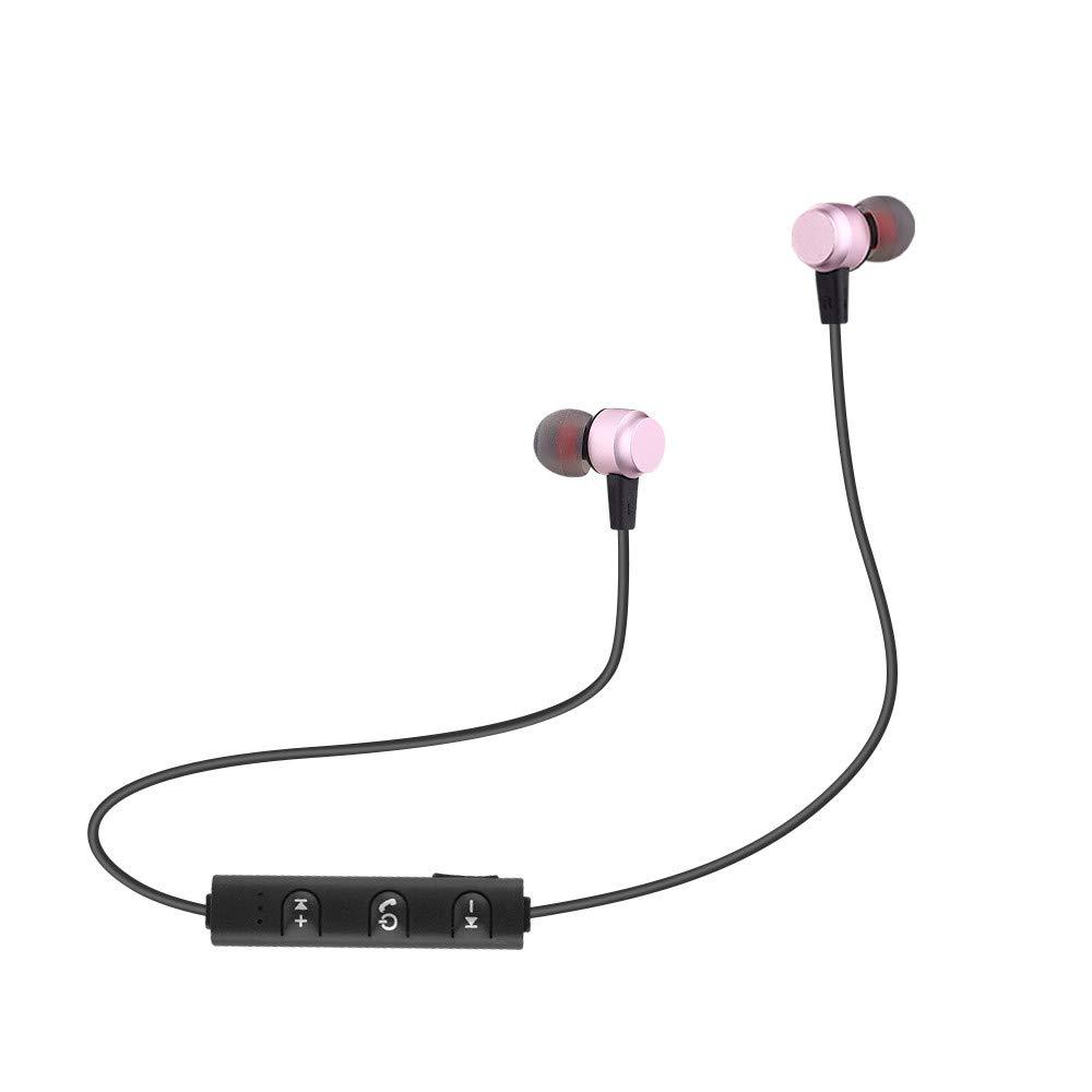SamMoSon 2019 Auriculares Beats Boton Bluetooth Bose Mini ...