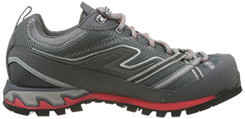 Millet Ld Trident Gtx, Zapatos de Low Rise Senderismo para Mujer Rosa (Rouge Hibiscus/gris Heather Grey)