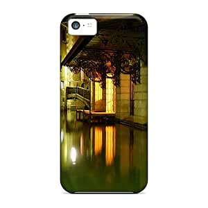 Series Skin Case Cover For Iphone 5c(underwater Street In Venice)