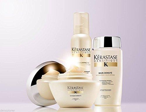 Kerastase NEW Densite Trio, Bain 250ml, Mask 200ml, Mousse 150ml Densimorphose Hair Product by HAIR PRODUCT by Kerastase (Image #1)