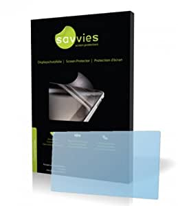 Savvies Crystalclear Screen Protector for Clarion MiND NR1ER, Protective Film, 100% fits, Display Protection Film