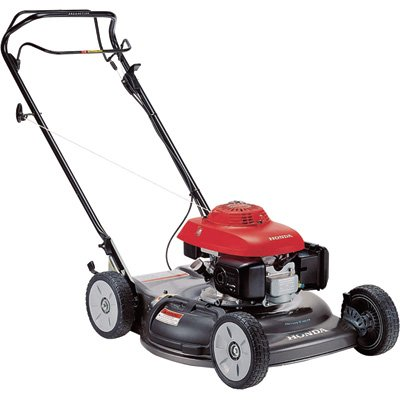 Honda 21'' Side Discharge Gas Self Propelled Lawn Mower Lawnmower - HRS216SKA - Honda Self Propelled Mower