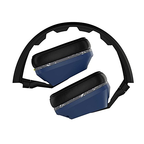 Skullcandy Crusher Headphones with Mic Stripes/Tan/Navy, One Size. Skullcandy Crusher Headphones with Built-in Amplifier and Mic, Leopard. by Skullcandy. $ $ 54 93 Prime. FREE Shipping on eligible orders. Only 2 left in stock - order soon. out of 5 stars
