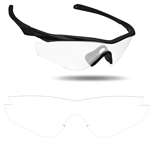 Fiskr Anti-saltwater Replacement Lenses for Oakley M2 Frame Sunglasses - Various - Oakley Without Lenses Frames
